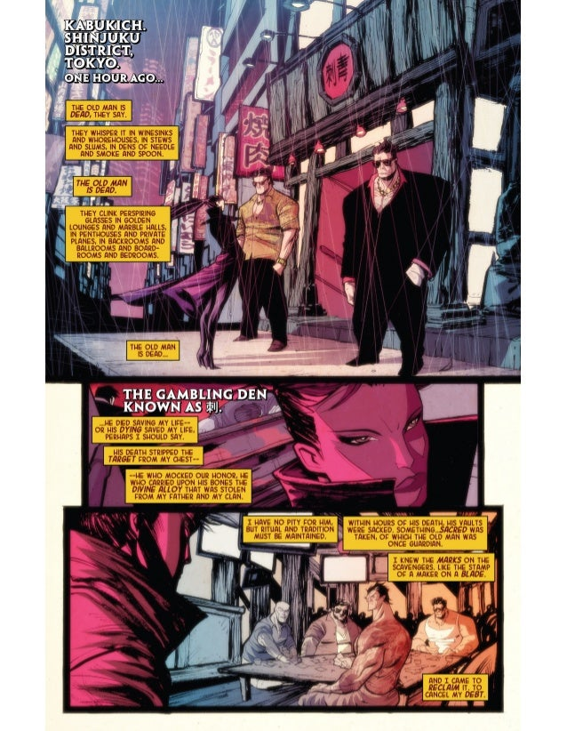 Death Of Wolverine Logan Legacy 004