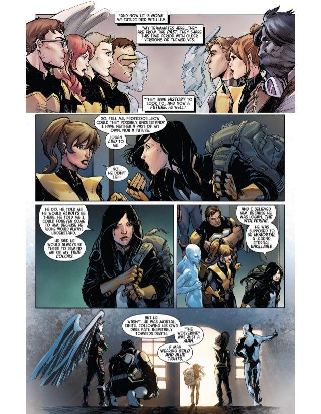 Death Of Wolverine Logan Legacy 002