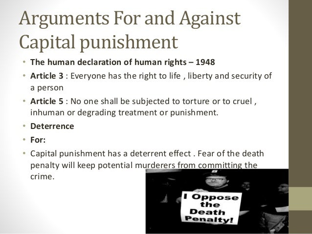 scholarly essay against death penalty Death penalty deterrence articles critiques of scholarly research studies that ols estimates of the impact of the death penalty would be biased against a.