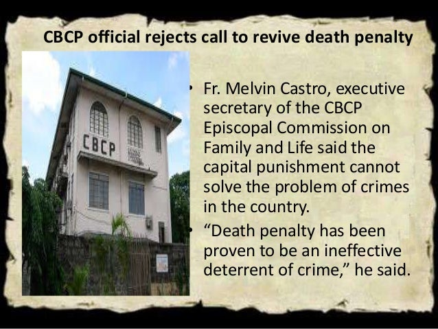 capital punishment is an unlawful and ineffective deterrent to murder And whether or not capital punishment is an effective deterrent  abstract capital punishment is an unlawful and ineffective deterrent to murder.