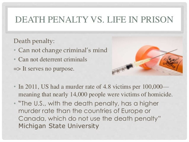 morality of capital punishment essay