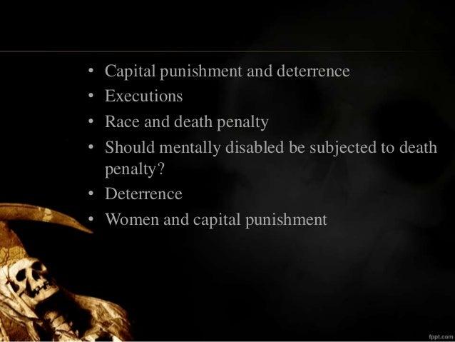 death penalty term paper ideas