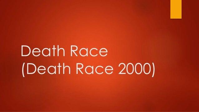 Death Race (Death Race 2000)