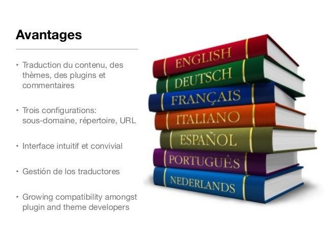 Sites multilingues – le grand débat qui va enfin tout régler  Slide 2
