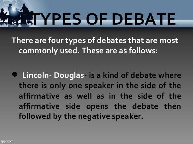 How to Write a Negative Debate Speech