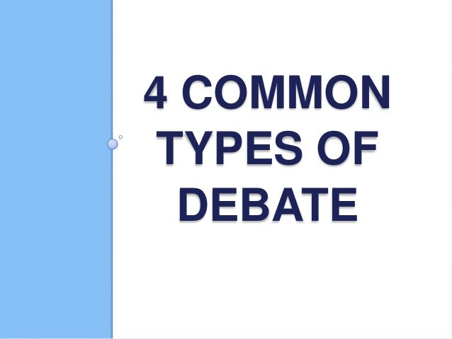 """format for debate In the wake of the democratic debate, it's time to ask the perennial question: what are """"the best"""" formats for assessing the talent and qualifications of future leaders."""