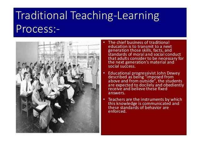 Modern Classroom Vs Traditional Classroom ~ Debate on tradiational vs modern teachiing class