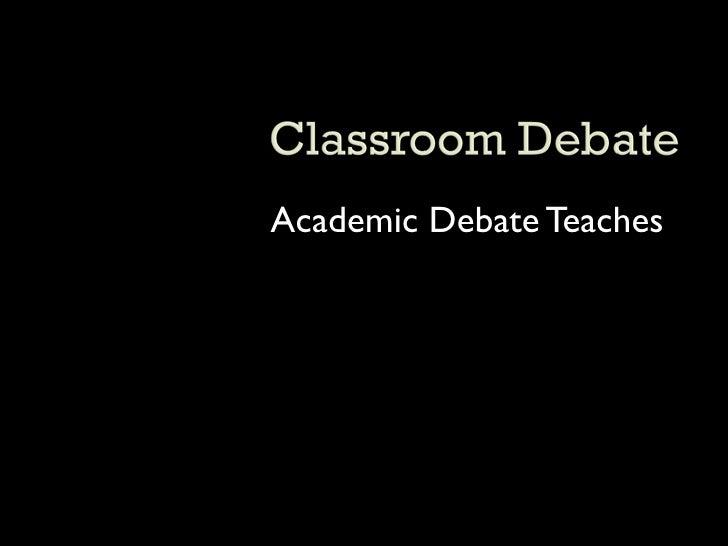 Debates2012 Slide 2