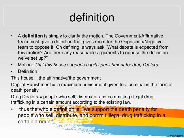 ... 6. Definition ...