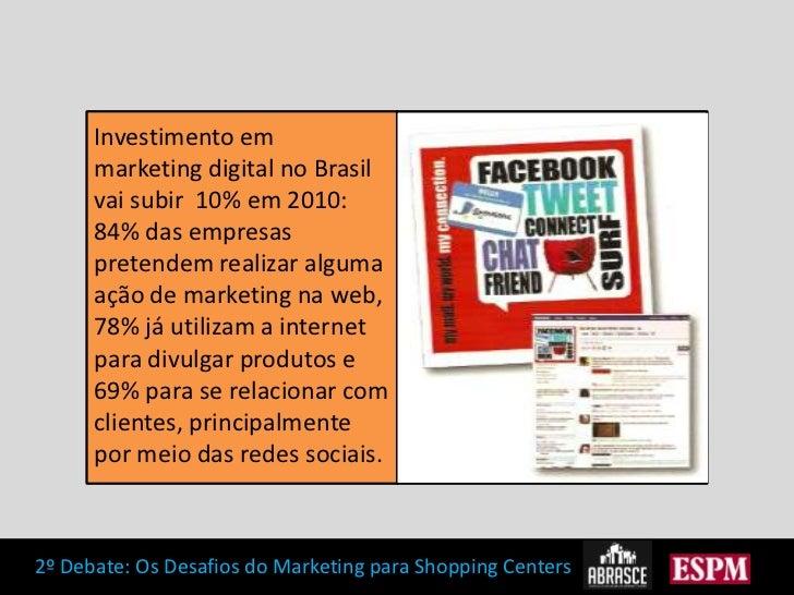 Investimento em marketing digital no Brasil vai subir  10% em 2010: 84% das empresas pretendem realizar alguma ação de mar...