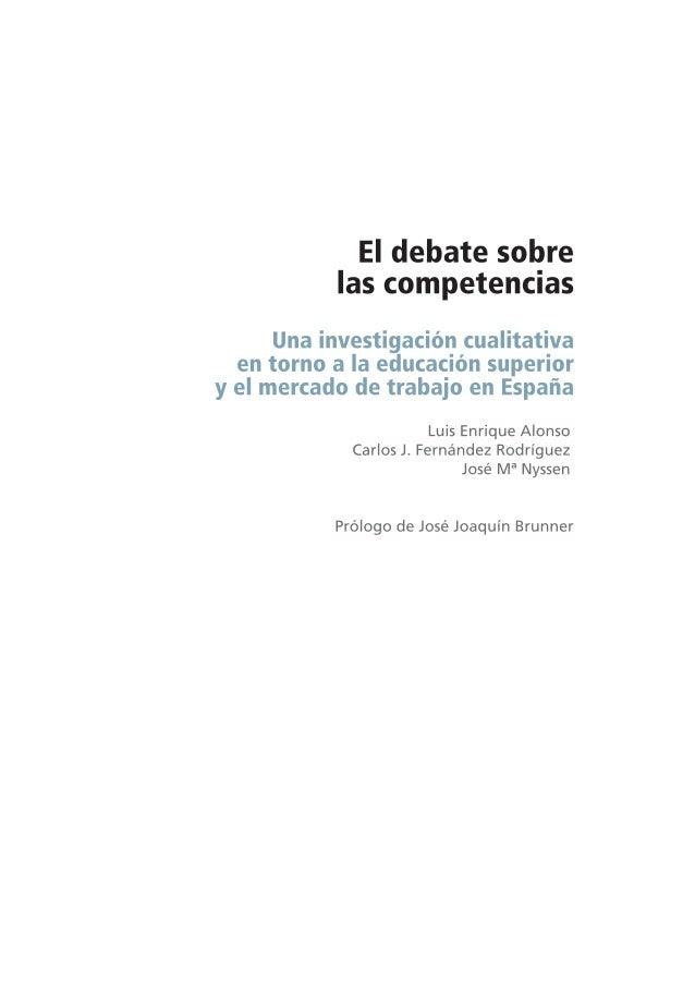 00.El debate sobre las competencias  2/3/09  16:36  Página 5