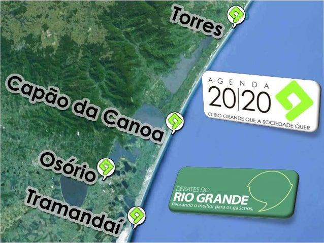 INDICADOR                             4 Municípios      RSPopulação Total(2011) (hab)             160.761        1,5%Varia...