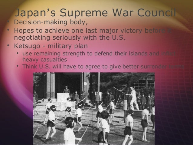 The decision to drop the atomic bomb dbq