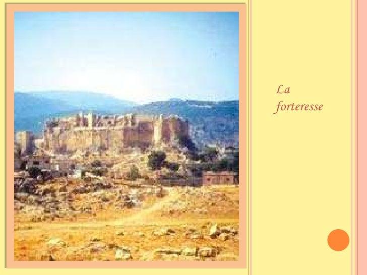 La forteresse<br />