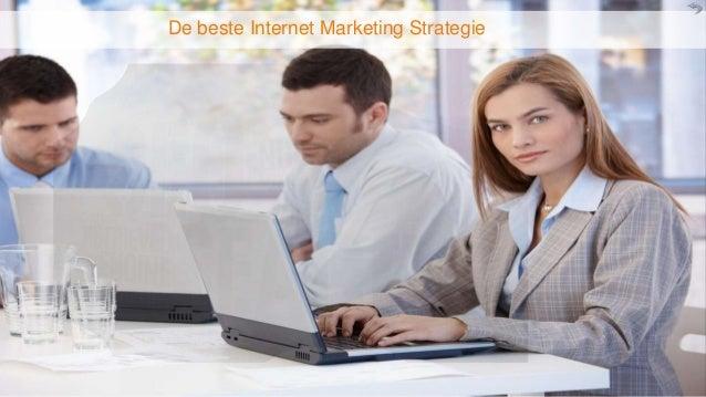 De beste Internet Marketing Strategie