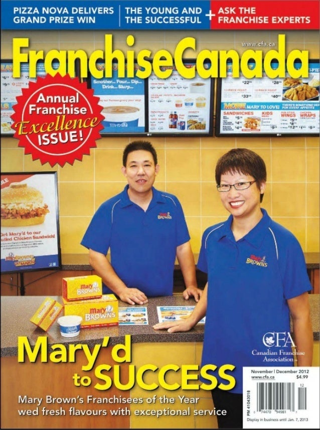 2012-11 Franchise Canada