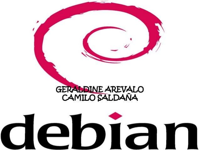 GERALDINE AREVALO CAMILO SALDAÑA