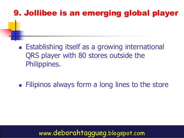 marketing planning jollibee identify a Position description title: managing director  identify and document non-conformances as required by the  marketing director when additional stock is.