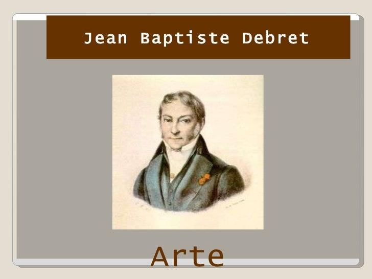 Arte Jean Baptiste Debret