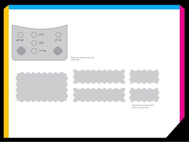 INTERATIVIDADE MAPPING E PROGRAMAÇÃO Para dar vida a cenografia do stand, combinamos a projeção mapeada à eletrônica. Um so...