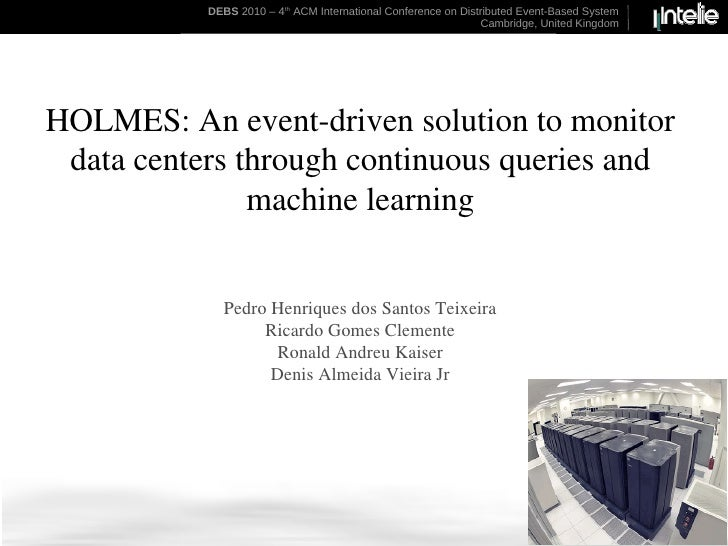 DEBS 2010 – 4th ACM International Conference on Distributed Event-Based System                                            ...