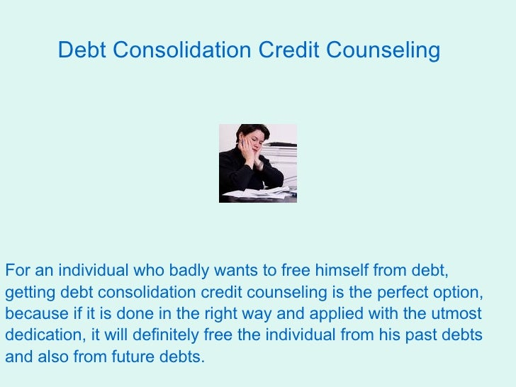 free credit card debt counseling - 3