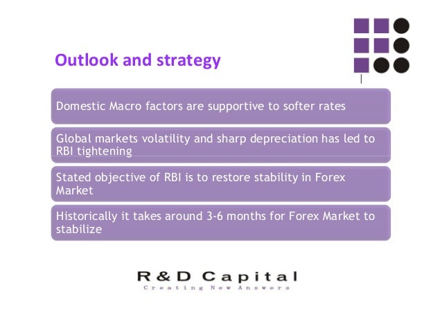 Outlook and strategy We believe there could be possibility that RBI may look at other liquidity measures if the liquidity ...