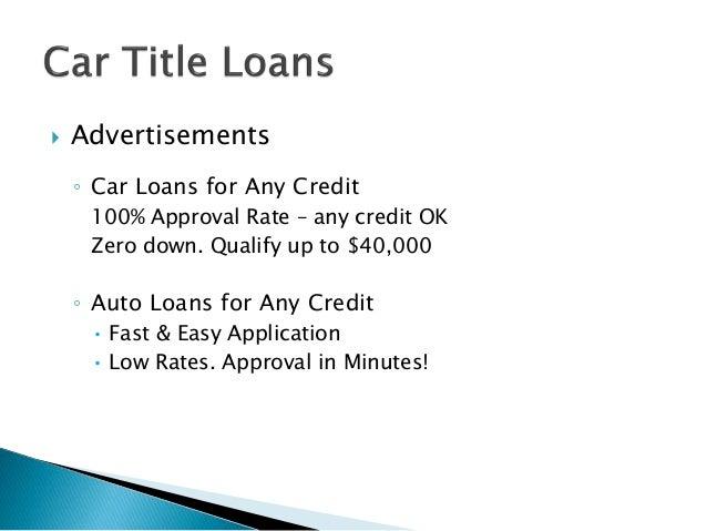Car Title Loans Online Virginia