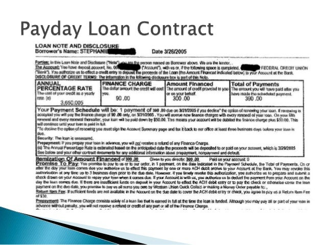 Debt Traps Payday Loans Car Title Loans Tax Refund Anticipation Lo – Short Term Loan Agreement Form