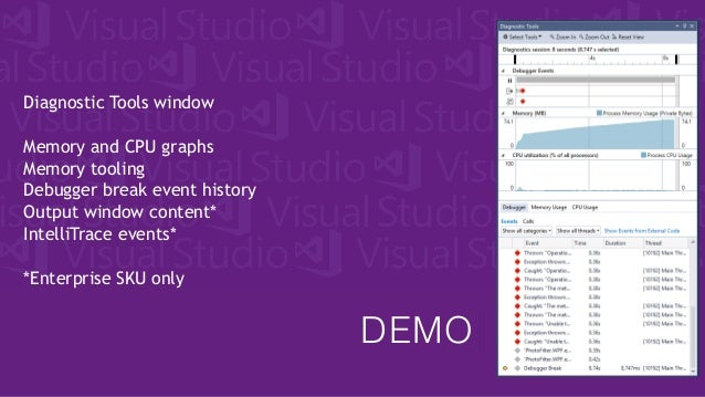Debugger Tips and Tricks for  Net developers with Microsoft Visual St…