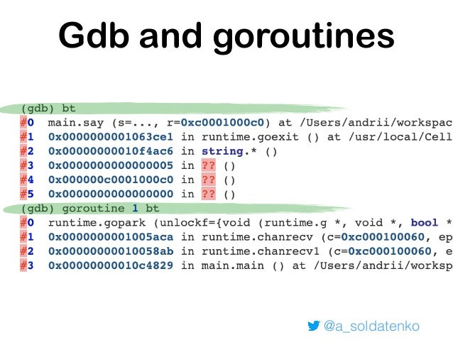 @a_soldatenko Deadlocks happen and are painful to debug.