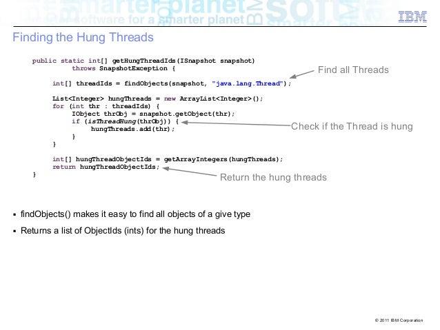 How to Analyze Java Thread Dumps