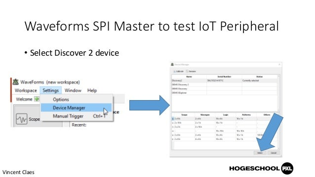 Debugging IoT Sensor Interfaces (SPI) with Digilent Analog