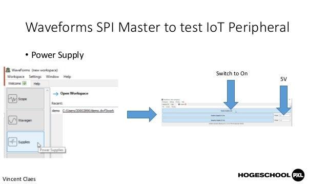 Debugging IoT Sensor Interfaces (SPI) with Digilent Analog