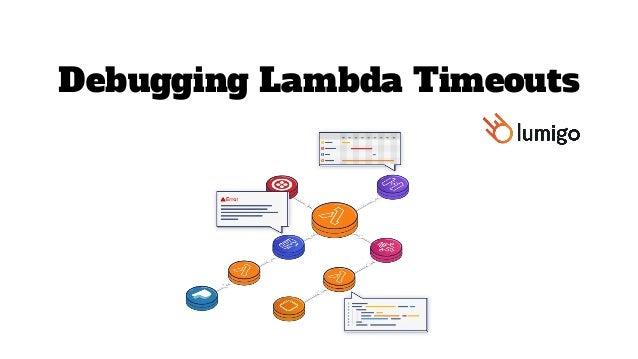 Debugging Lambda Timeouts