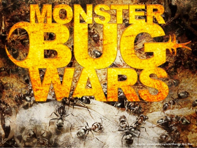 Image by - en.wikipedia.org/wiki/Monster_Bug_Wars