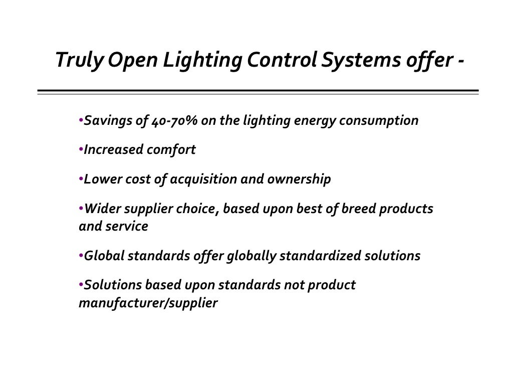 Debunking The Mystery Of Open Lighting Controls