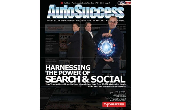 It's Here - AutoSuccess Best of the Best NADA 2010, page 4                                                                ...