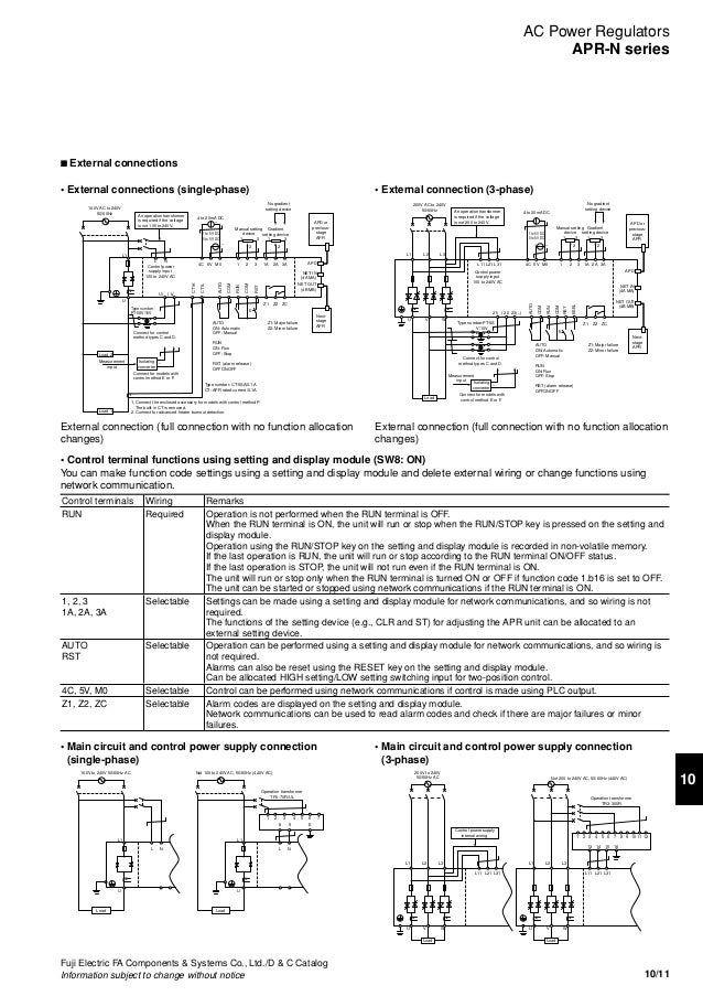 10 ac power regulators control power transformers fuji electric 15 638?cb=1491188631 10 ac power regulators & control power transformers fuji electric Basic Electrical Wiring Diagrams at readyjetset.co