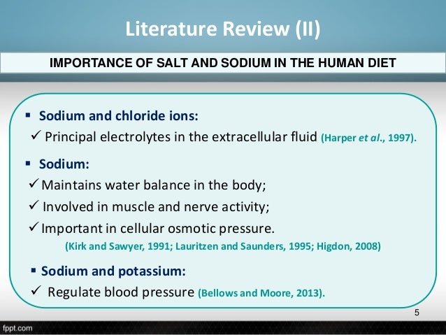 salt effect on boiling water literature review This paper provides a literature review on absorption refrigeration technology half-effect absorption refrigeration cycle 354 a binary mixture using inorganic salt absorbent such as libr/water or naoh/water.