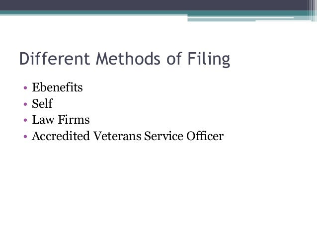 Image Result For Va Accredited Claims Agent Training
