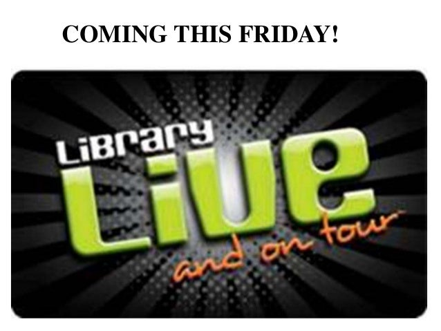 COMING THIS FRIDAY!