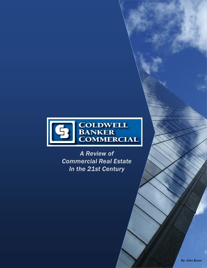 A Review of Commercial Real Estate during the first decade of the 21st Century.