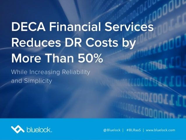 @Bluelock | #BLRaaS | www.bluelock.com