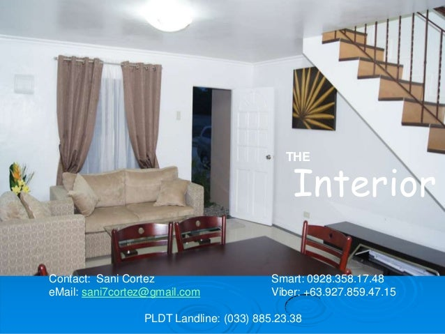 Rent To Own Easy To Get Deca Homes Iloilo Contact