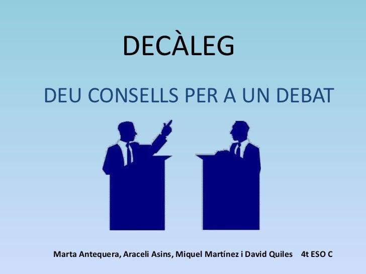 Decaleg