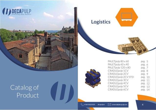 DECAPULP - Logistic Solutions