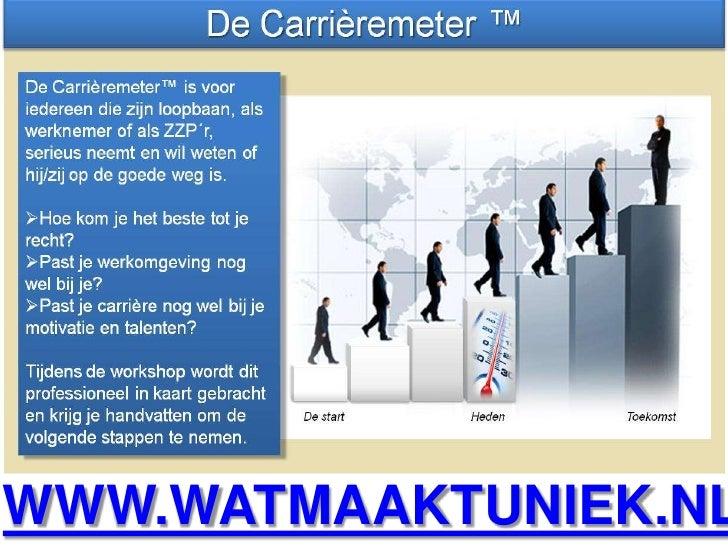WWW.WATMAAKTUNIEK.NL