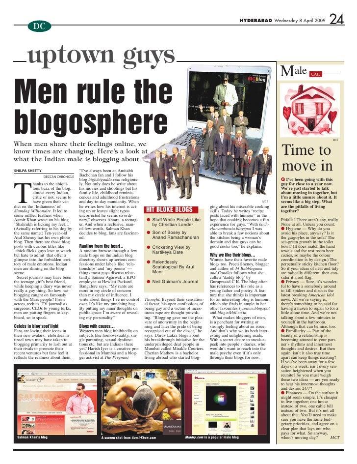 Deccan Chronicle April 08 2009