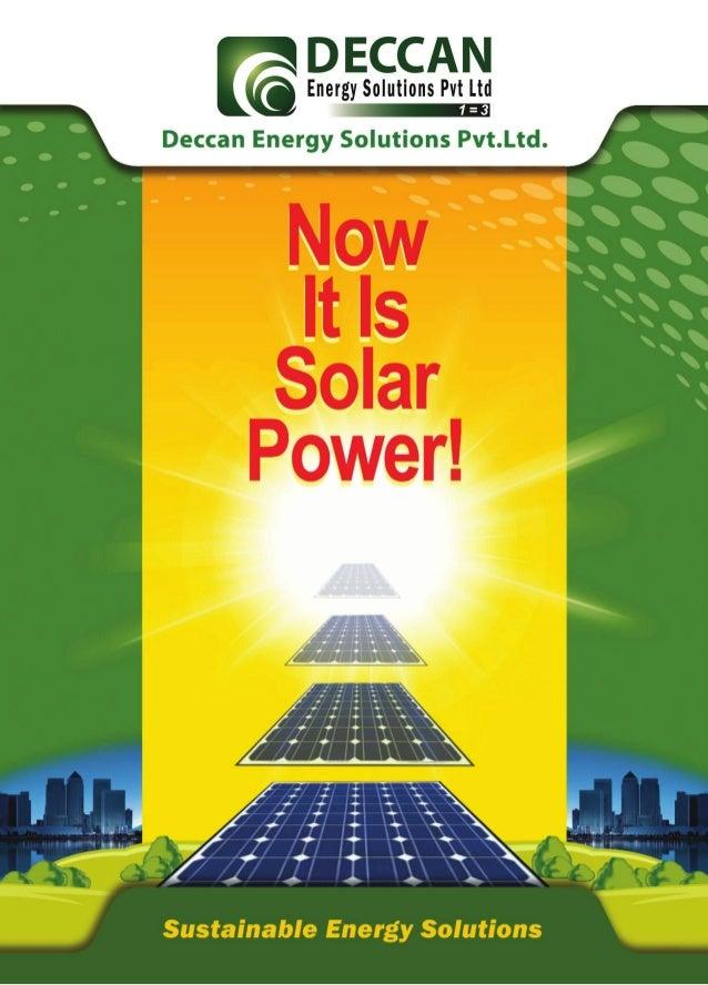 Deccan Energy Solutions Pvt Ltd, Chennai, Solar Street Light